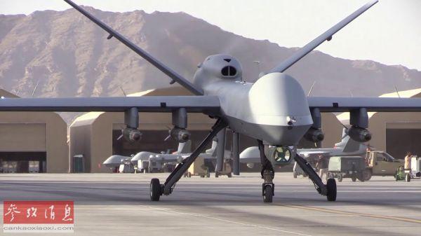 """军情锐评:美军欲用""""廉价""""无人机颠覆未来空战?"""