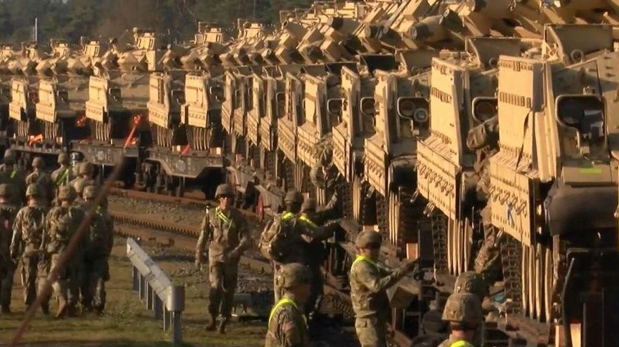 美传统基金会评估:美军力无法与主要大国同时打两场战争