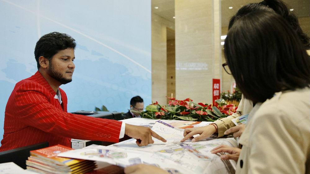 外媒聚焦:上海进博会开幕吸引世界目光