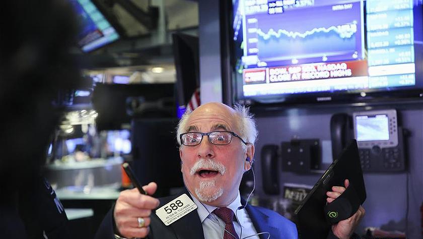 紐約股市三大股指4日上漲