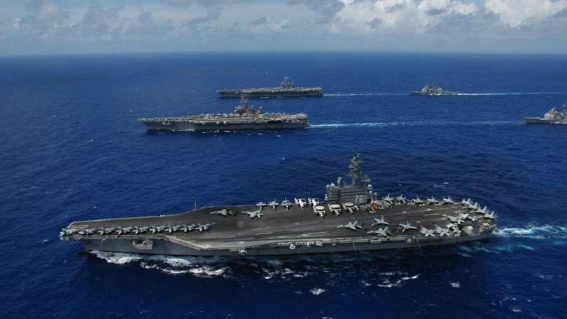美媒称美海军扩张至355艘战舰目标不切实际:预算严重不足