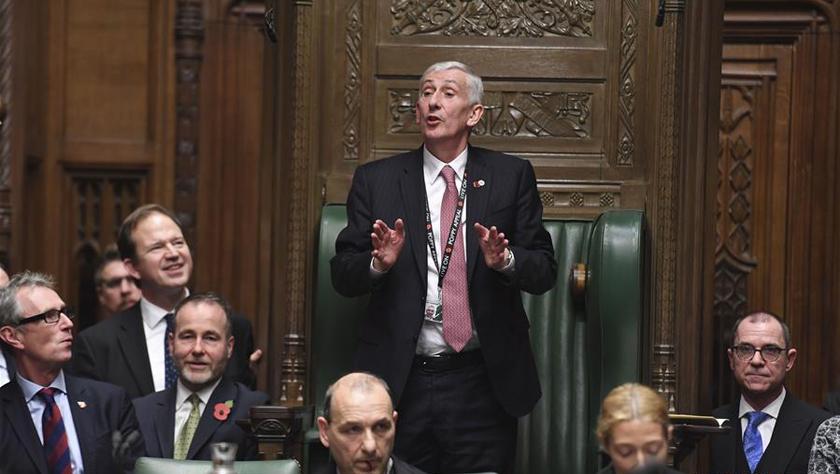 英国议会下院选举产生新议长