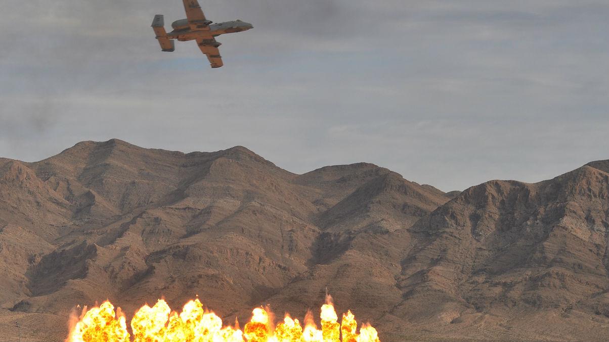 测试新型武器?美空军拟变动物保护区为武器试验场