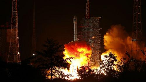 境外媒體:第49顆北斗導航衛星發射成功 向全球組網邁出堅實一步