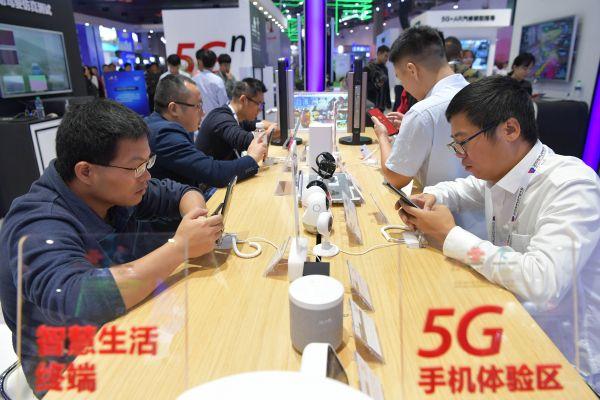 中國5G手機市場大洗牌 最大的黑馬是——