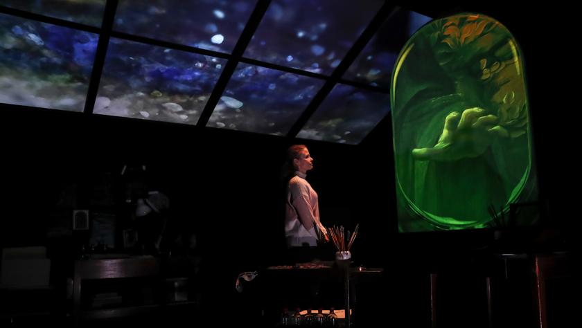 英国国家美术馆将举办展览 纪念达·芬奇逝世500周年