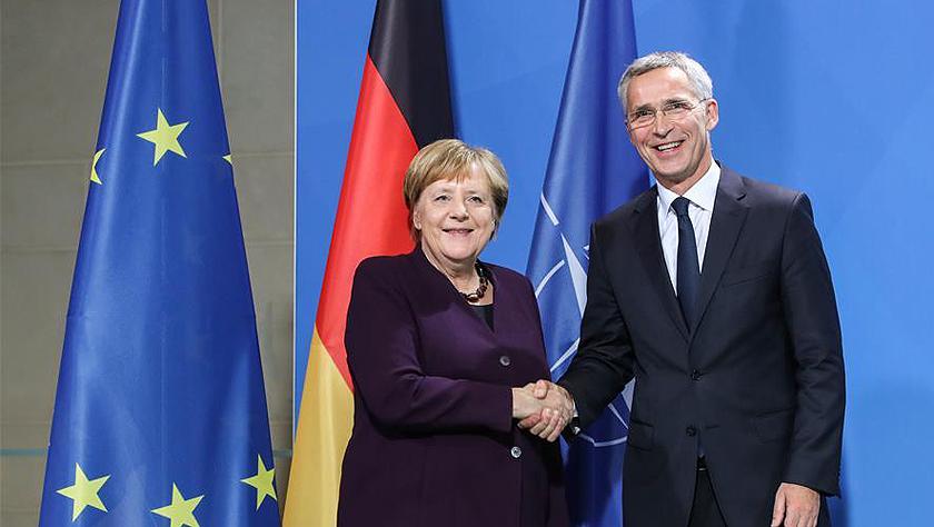 默克尔重申德国将持续增加军费