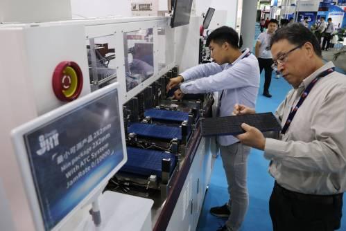 外媒:中国欲打造自主半导体供应链