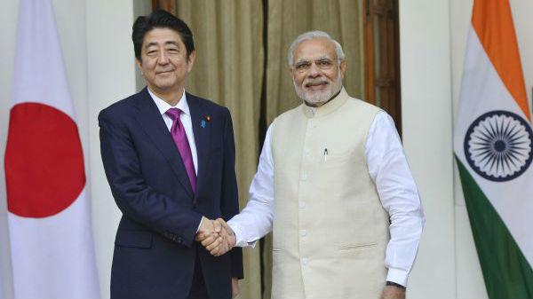 """日媒:日本拟将印度升格为""""准同盟国"""""""