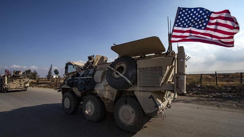 俄叙呼吁国际社会要求美国从叙利亚撤军