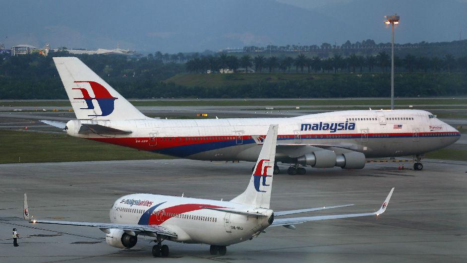 外媒:马航由吉隆坡飞北京班机折返系因起落架问题