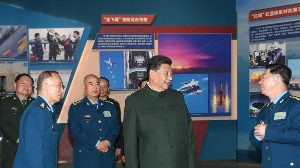 印媒关注:中国倾力打造世界一流空军