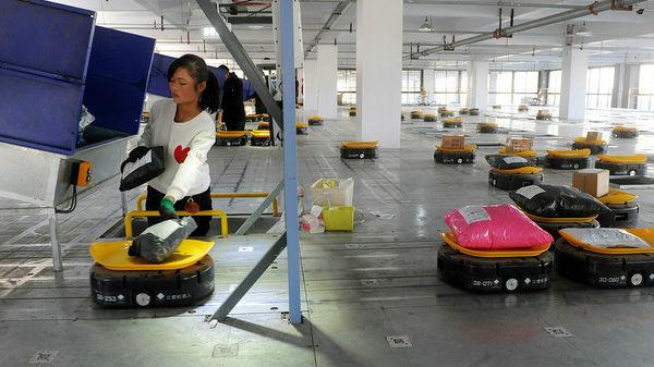 """德媒:德企用心经营""""双十一"""" 中国商业数字化势不可挡"""