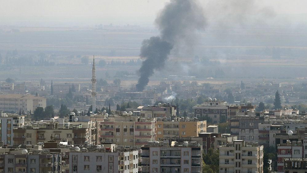 """美军将在叙利亚保留最多600人 以防止""""伊斯兰国""""死灰复燃"""