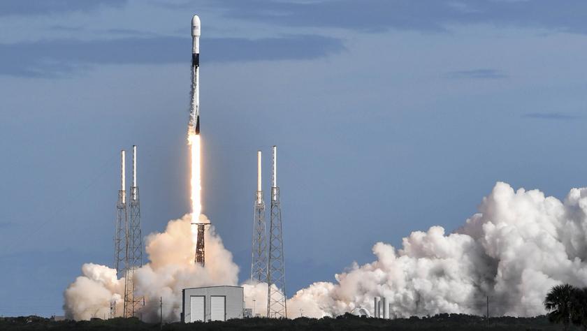 """美""""星鏈""""計劃第二批60顆衛星成功發射"""