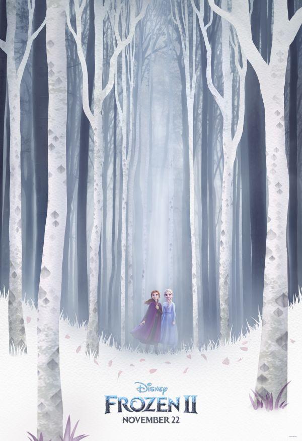 冰雪奇緣2海報