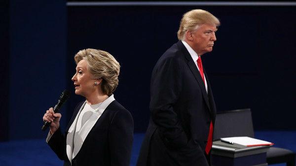 """2020年是否再战特朗普?希拉里:永远不说""""永不"""""""