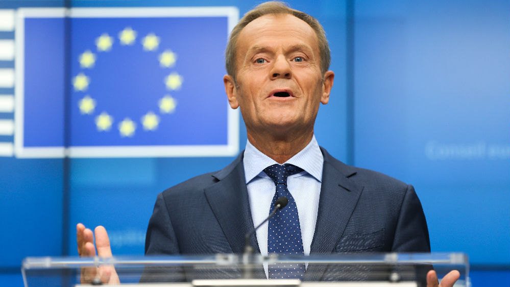 """欧盟领导人称英国脱欧后在国际事务上将沦为""""二流角色"""""""
