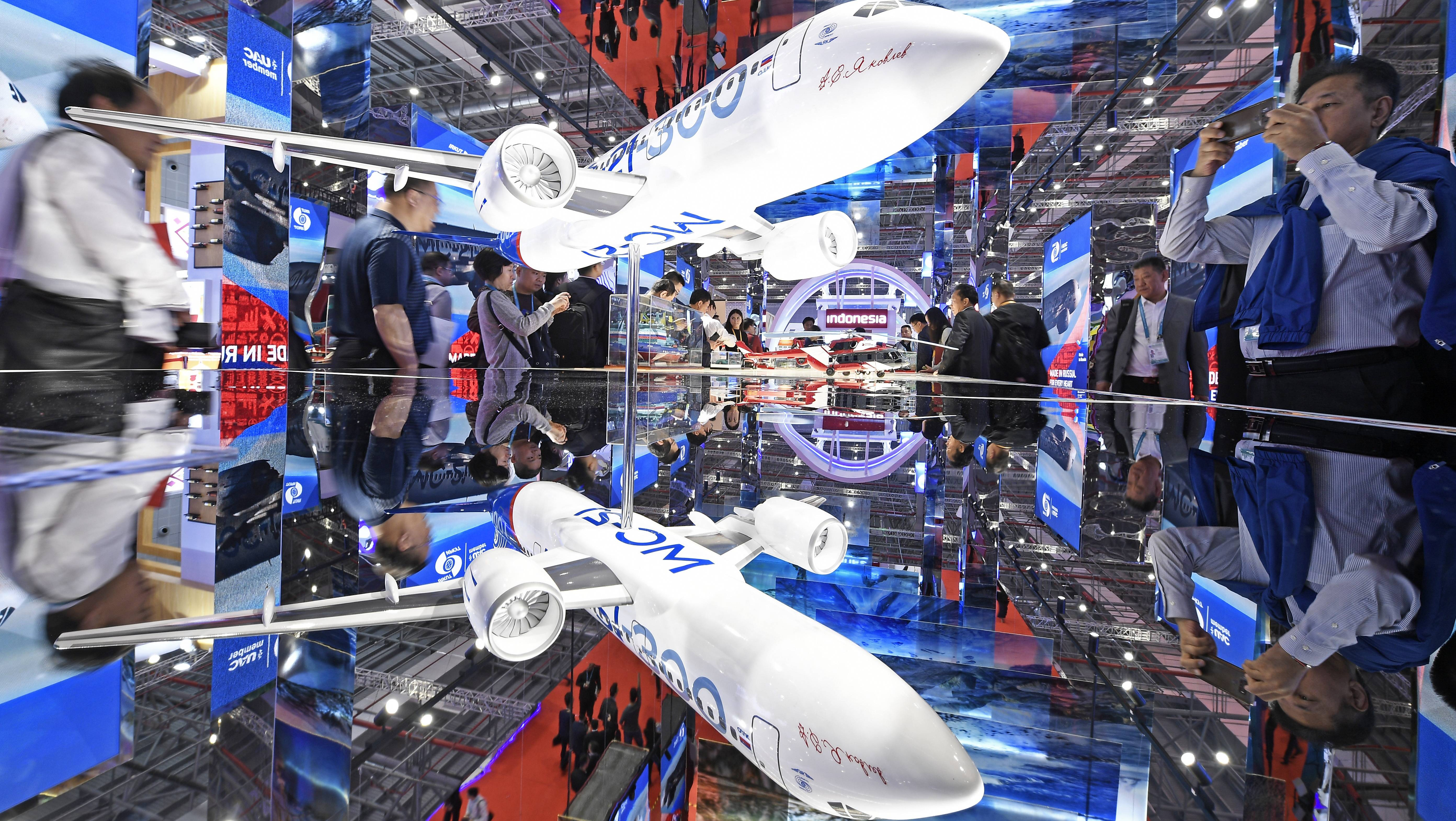 第二屆中國國際進口博覽會精彩照片