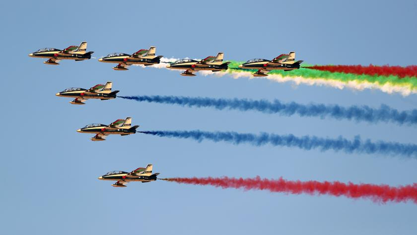迪拜大发3D航空展开幕
