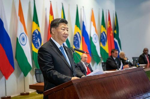 外媒评析:中国作用让金砖集团宛若新生