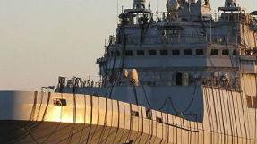 俄计划明年开建2.5万吨级登陆舰
