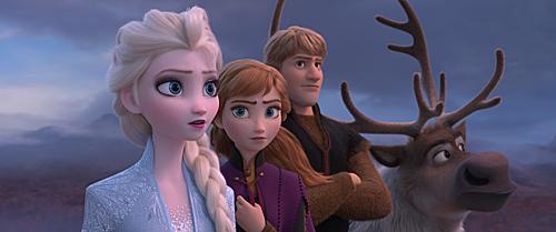 《冰雪奇缘2》即将上映 韩媒:周边产品已陆续登场