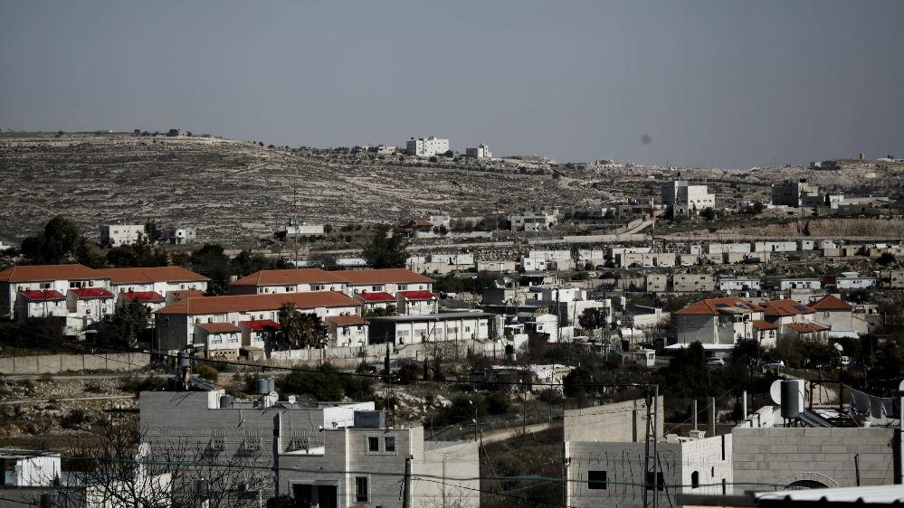 """美改口称西岸以色列定居点""""不违反国际法"""" 遭多方反对"""