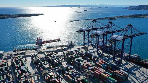 外媒:中国期待将希腊比雷埃夫斯港打造成欧洲最大港口