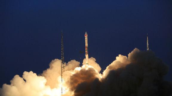 美媒感叹中国航天发射次数领先世界