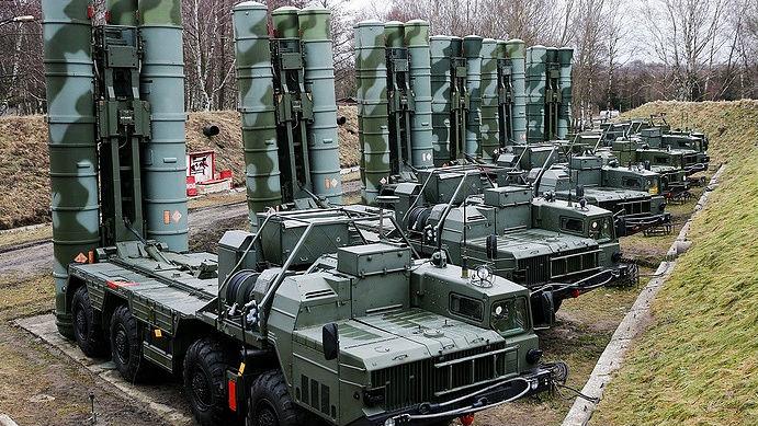 或采购更多俄制武器!俄与沙特推进S-400防空导弹采购