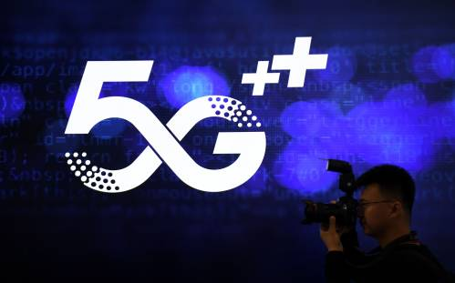 台媒:10月大陆5G手机出货量按月增四倍