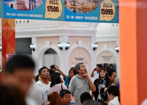英媒:中国旅游者越来越青睐国内游