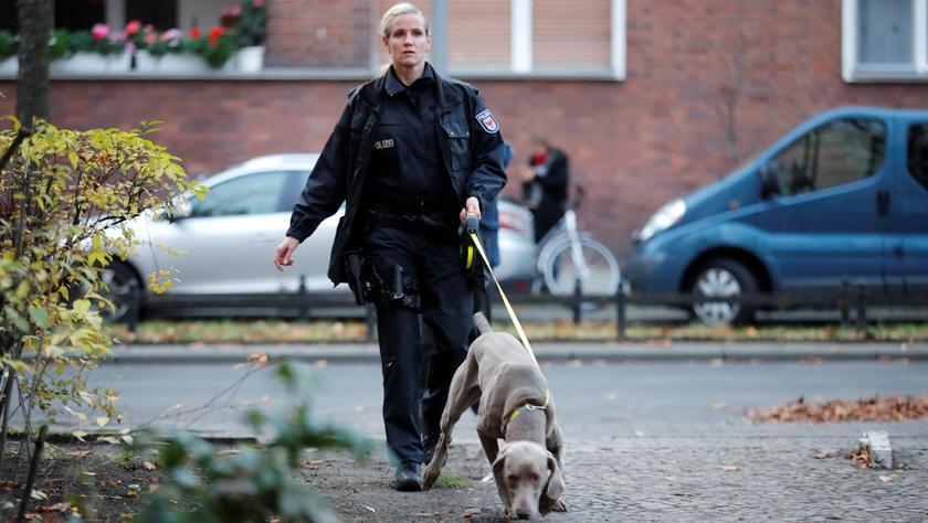 德国抓获一名涉嫌制造恐袭的极端分子