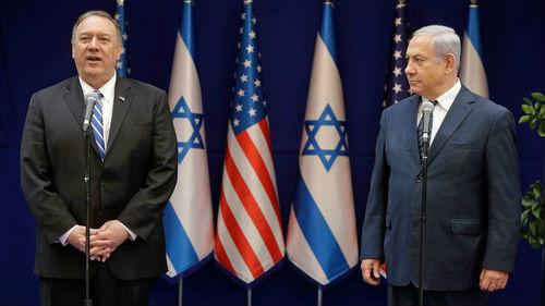 """外媒:美国反转对以定居点立场 联合国出面""""打脸"""""""