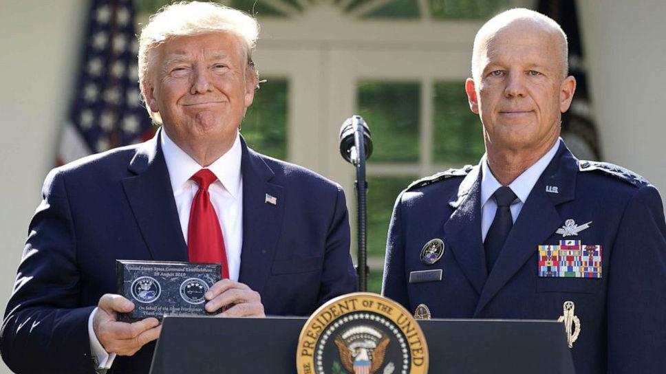 美媒揭秘美国太空司令部 一年内完成从规划到筹建