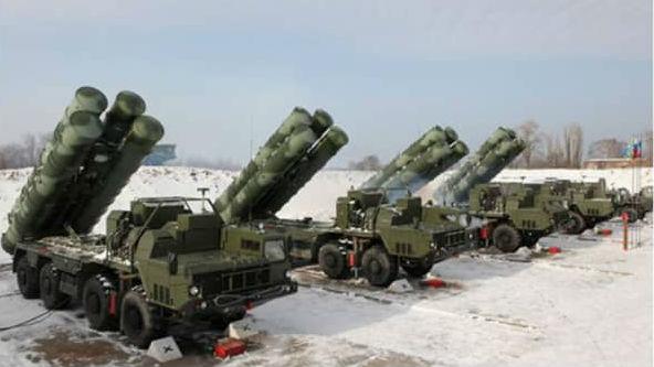 俄证实印度支付S-400预付款 将于2025年前交付完成