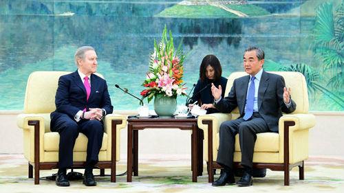 境外媒體:中方強調香港穩定不容破壞
