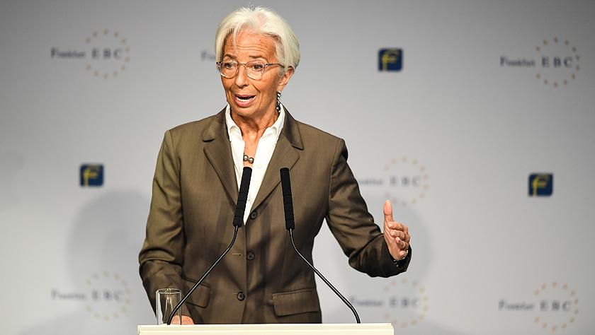 拉加德呼吁挖掘欧元区内部增长潜力