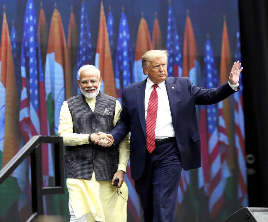 """美媒:美印強化防務合作 專家稱印度幾成美國""""北約伙伴"""""""