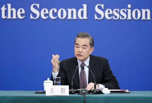 王毅:美國已成全球最大不穩定因素