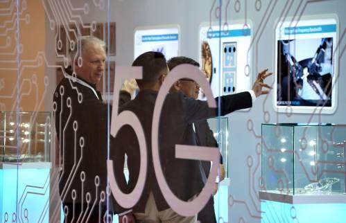 境外媒體關注北京5G建設:年底完成基站1.4萬個