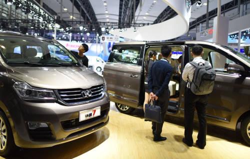 """美媒惊叹:中国车企进步令人""""难以置信"""""""
