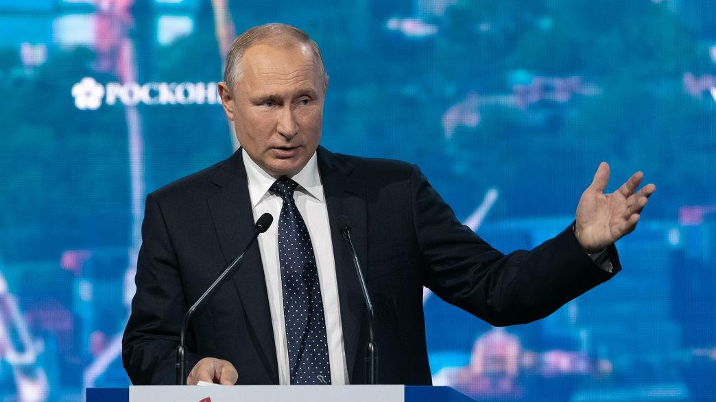 普京提出俄军发展新目标 增加现代化武器装备
