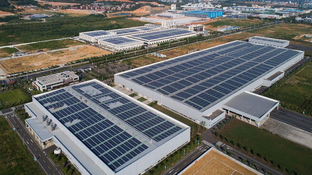 日媒:中国或于本世纪中叶实现零碳排放