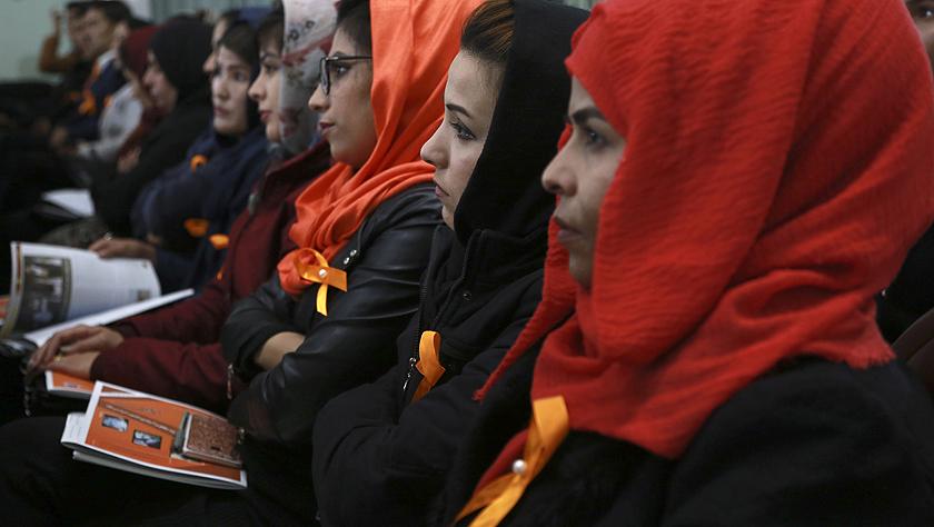 纪念国际消除对妇女暴力日