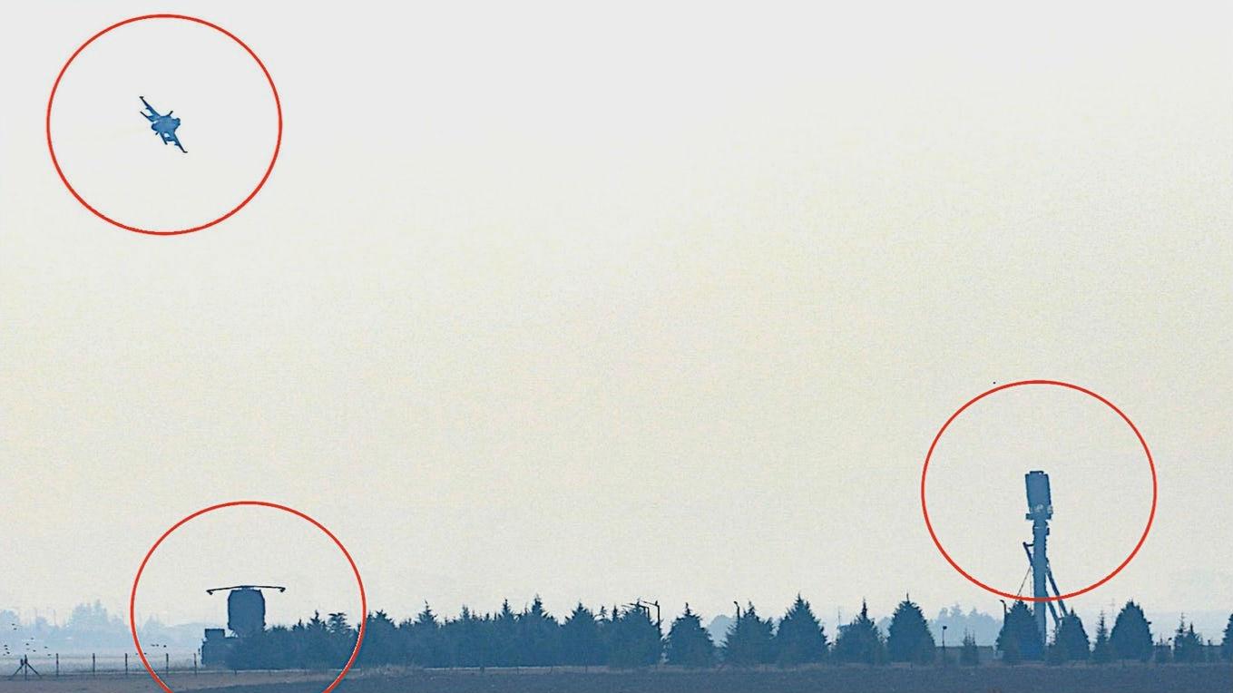 """土耳其测试用俄制S-400""""打击""""美制F-16战机"""