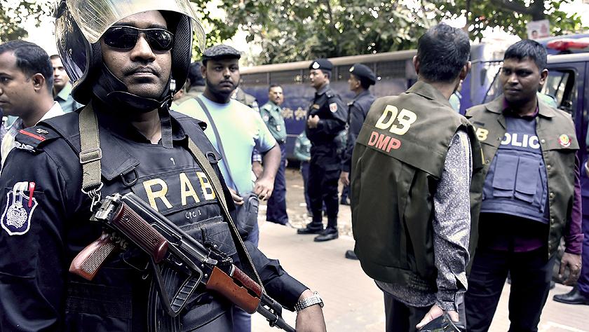 孟加拉国恐袭案宣判 7人被判死刑