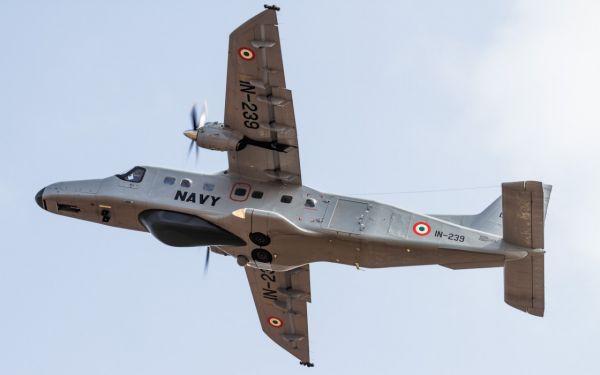 """印海军部署第6个""""道尼尔""""海上巡逻机中队 监视阿拉伯海北部"""