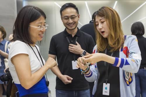日媒:中国大陆企业在苹果供应链地位持续提高